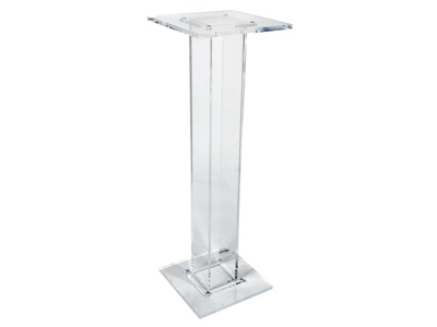 Acrylic Water Stand