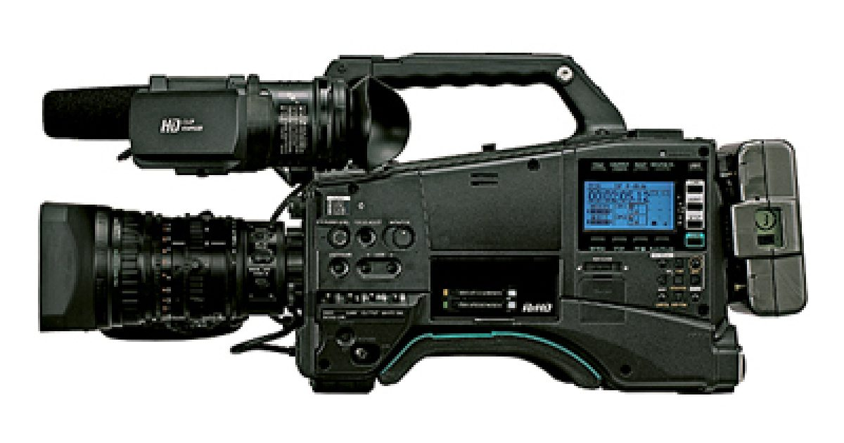 Acs Sound And Lighting Panasonic Aj Px800 2 3 Quot Camera