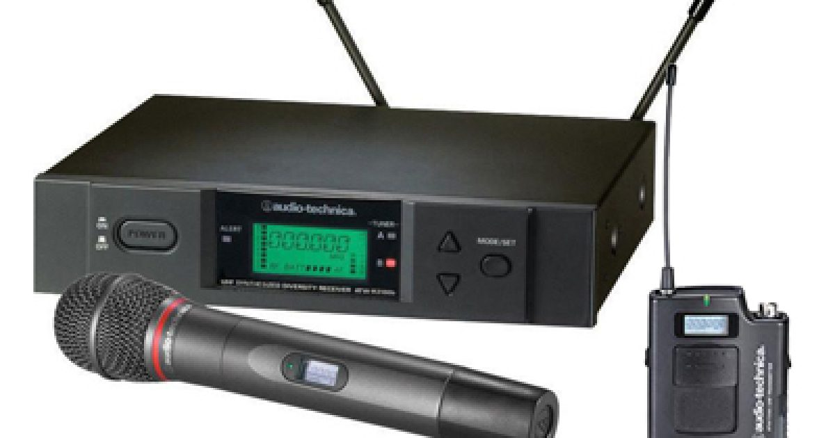 Acs Sound And Lighting At 3000 Series Uhf Wireless Combo