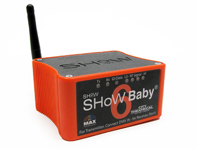 Show Baby 6 Front