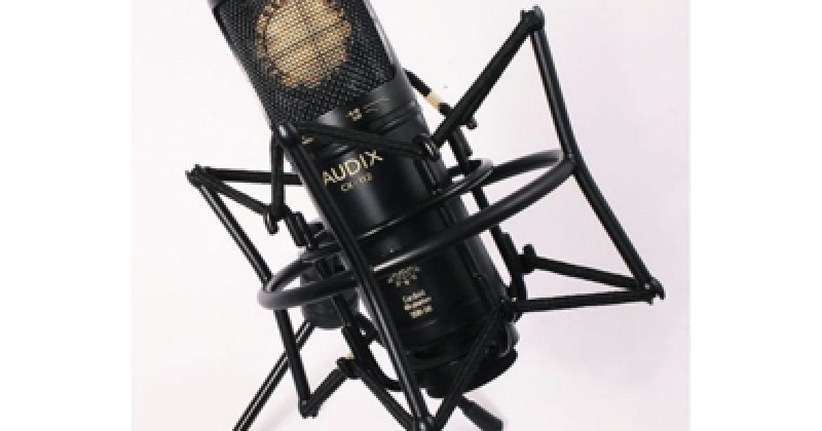 Acs Sound And Lighting Audix Cx 112 Large Diphragm Condenser