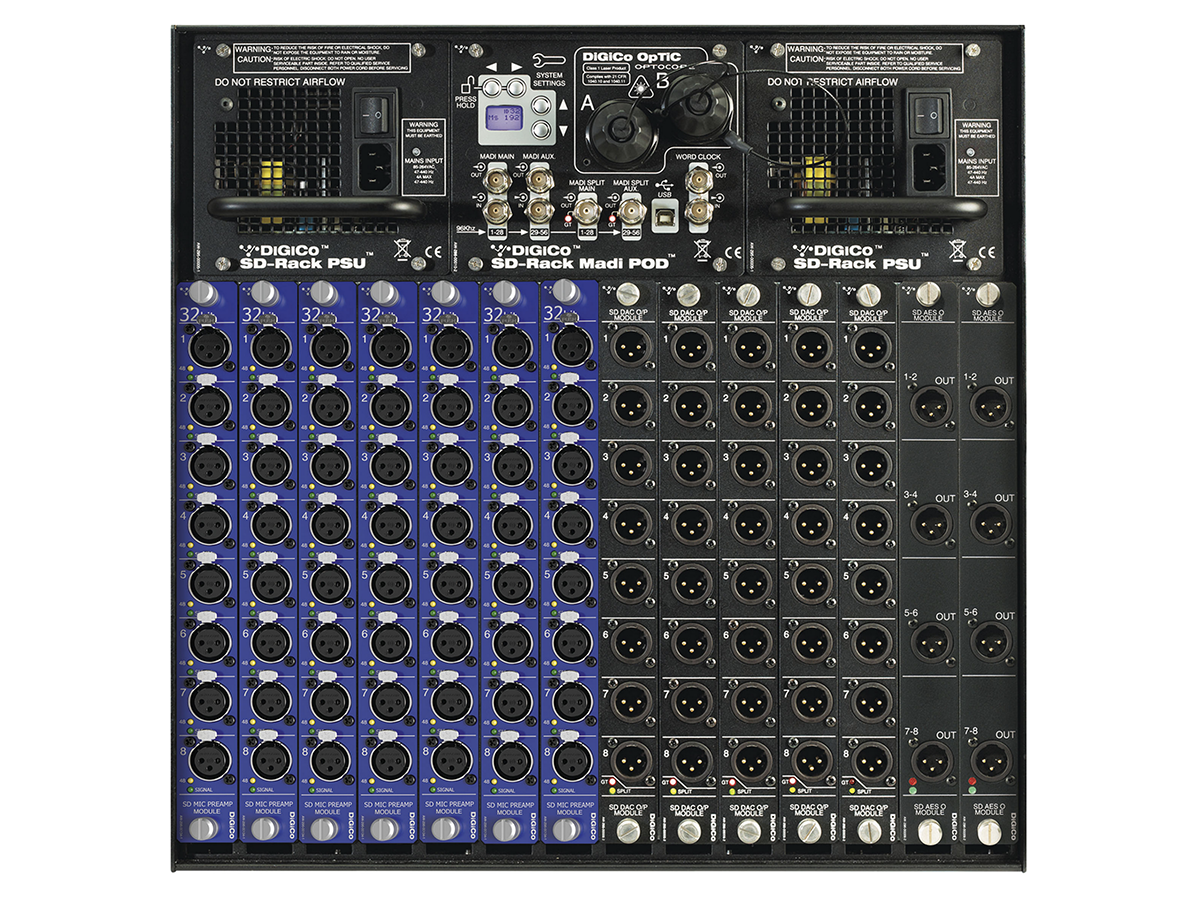 32Bit Sd Rack