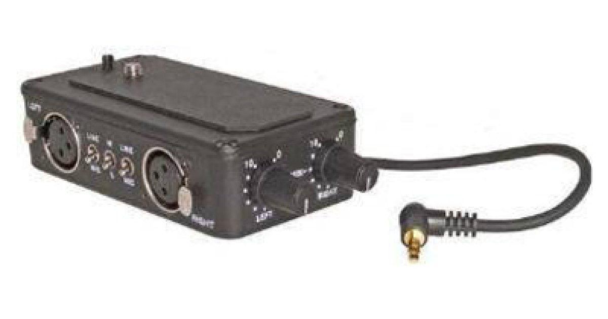 Acs Sound And Lighting Beachtek Dxa 4s St Xlr Camera