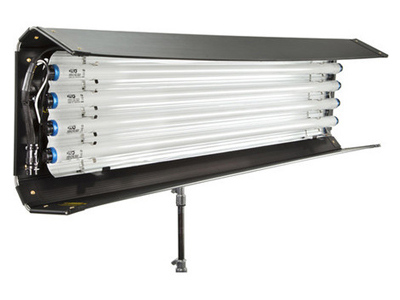 ACS Sound and Lighting | Kino Flo 4\' x 4 Tube Fluorescent