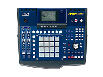 Akai Mpc4000 Plus