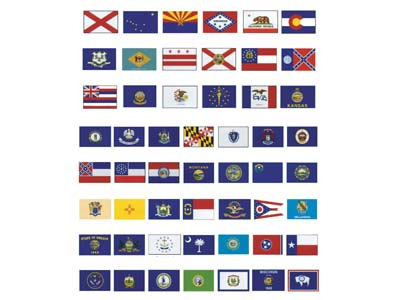Stage Flags