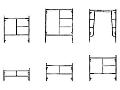 Scaffolding Frames