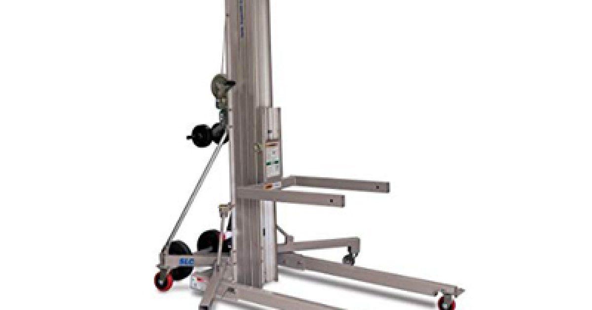 Acs Sound And Lighting Genie Slc 18 Super Lift Crank